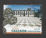 Sellos de Europa - Portugal -  Pavimentos portugueses: Madeira