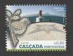Stamps Portugal -  Pavimentos portugueses: Açores