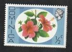 Sellos del Mundo : America : Dominica : 447 - Hibiscus