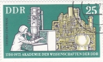 Stamps Germany -  275 ANIVERSARIO ACADEMIA WISSENSCHAFTEN