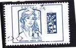 Sellos del Mundo : Europa : Francia :  MARIANNE