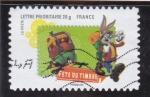 Sellos de Europa - Francia -  FIESTA DEL TIMBRE