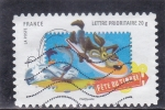 Stamps : Europe : France :  FIESTA DEL TIMBRE