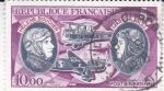 Sellos del Mundo : Europa : Francia :  HEROES DE LA AVIACIÓN
