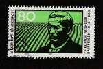 Stamps Germany -  Friedrich Wilhelm Raiffeisen