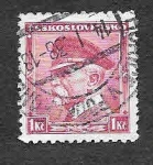 Sellos de Europa - Checoslovaquia -  212 - Tomás Garrigue Masaryk