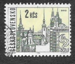 sellos de Europa - Checoslovaquia -  1351 - Brno