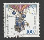 Sellos de Europa - Alemania -  Día del sello