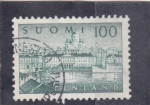 Stamps : Europe : Finland :  PANORÁMICA