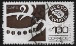 Stamps Mexico -  México Exporta Café