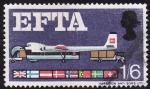 Stamps United Kingdom -  Asociación Europea del Comercio Justo