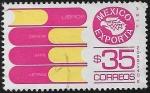 Sellos de America - México -  México Exporta Libros