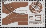 Stamps Mexico -  México Exporta Zapatos