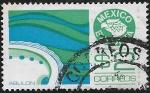 Sellos de America - México -  México Exporta Abulón