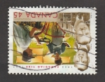 Stamps Canada -  Neumáticos