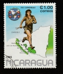 Stamps Nicaragua -  XIII Congreso