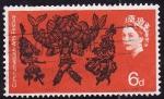 Stamps United Kingdom -  Festival Artistico culturalde los paises de la Commonwealth