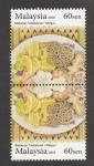 Sellos de Asia - Malasia -  Gastronomía malasia , Melayu