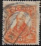 Stamps : America : Mexico :  Miguel Hidalgo