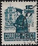Sellos de America - México -  Cartero