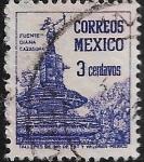 Sellos de America - México -  Monumento Diana Cazadora