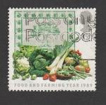 Stamps United Kingdom -  Año de los alimentos y la agricultura