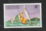 Stamps : America : Grenada :  141 - Regata anual