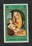 Stamps United Kingdom -  Islas Caiman - 247 - Navidad