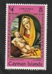 Stamps : Europe : United_Kingdom :  Islas Caiman - 246 - Navidad