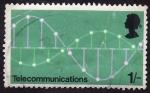Sellos de Europa - Reino Unido -  Telecomunicaciones