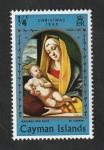 Stamps : Europe : United_Kingdom :  Islas Caiman - 244 - Navidad