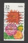 Stamps United States -  Dalia