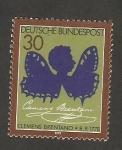Stamps Germany -  825 - 200 Anivº del nacimiento del poeta Clements Brentano