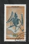 sellos de Europa - Alemania -  821 - Fósil