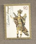 Stamps Portugal -  Escultura  Potugal