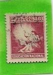 Sellos de America - Perú -  Educacion Nacional
