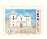 Sellos del Mundo : America : Venezuela :  RESERVADO Iglesia San antonio de Clarines