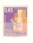 Sellos de America - Venezuela -  censo nacional