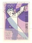 Sellos de America - Venezuela -  Juegos Olímpicos