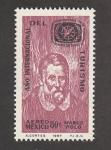 Stamps Mexico -  Año internacional del turismo, Marco Polo