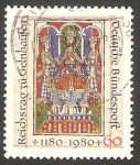 Stamps Germany -  886 - Frederic I y sus hijos