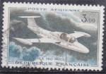 Stamps France -  AVIÓN MS 760 PARIS