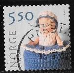 Stamps Norway -  Noruega-cambio