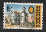 Stamps : America : Barbados :  313 - Iglesia misionera