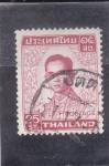 Sellos del Mundo : Asia : Tailandia : Rey Bhumibol