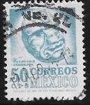 Sellos del Mundo : America : México : Arqueología, Veracruz