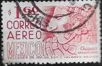 Sellos del Mundo : America : México : Chiapas, Arqueología