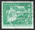 Sellos de Europa - Alemania -  Pelicano
