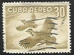 Sellos de America - Cuba -  Bobwhite Quail