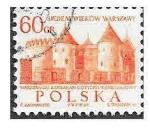 Stamps : Europe : Poland :  1338 - Castillo Barbican